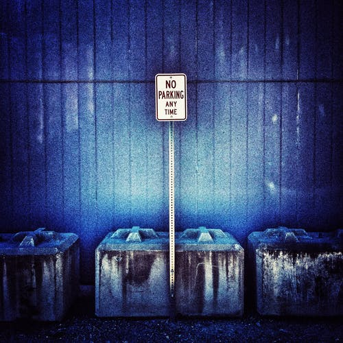 停車場, 標誌, 禁止停車 的 免費圖庫相片