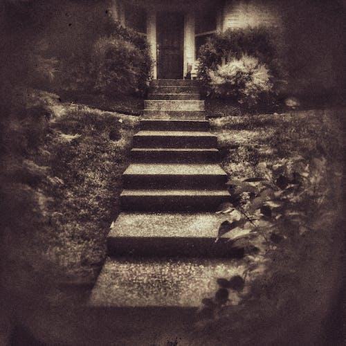 害怕, 恐怖, 樓梯 的 免費圖庫相片