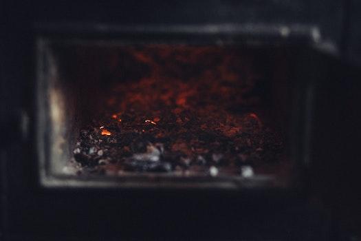 Kostenloses Stock Foto zu holz, dunkel, abstrakt, brennholz