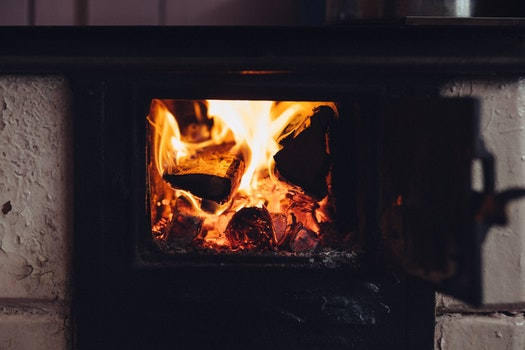 Free stock photo of wood, dark, firewood, fire