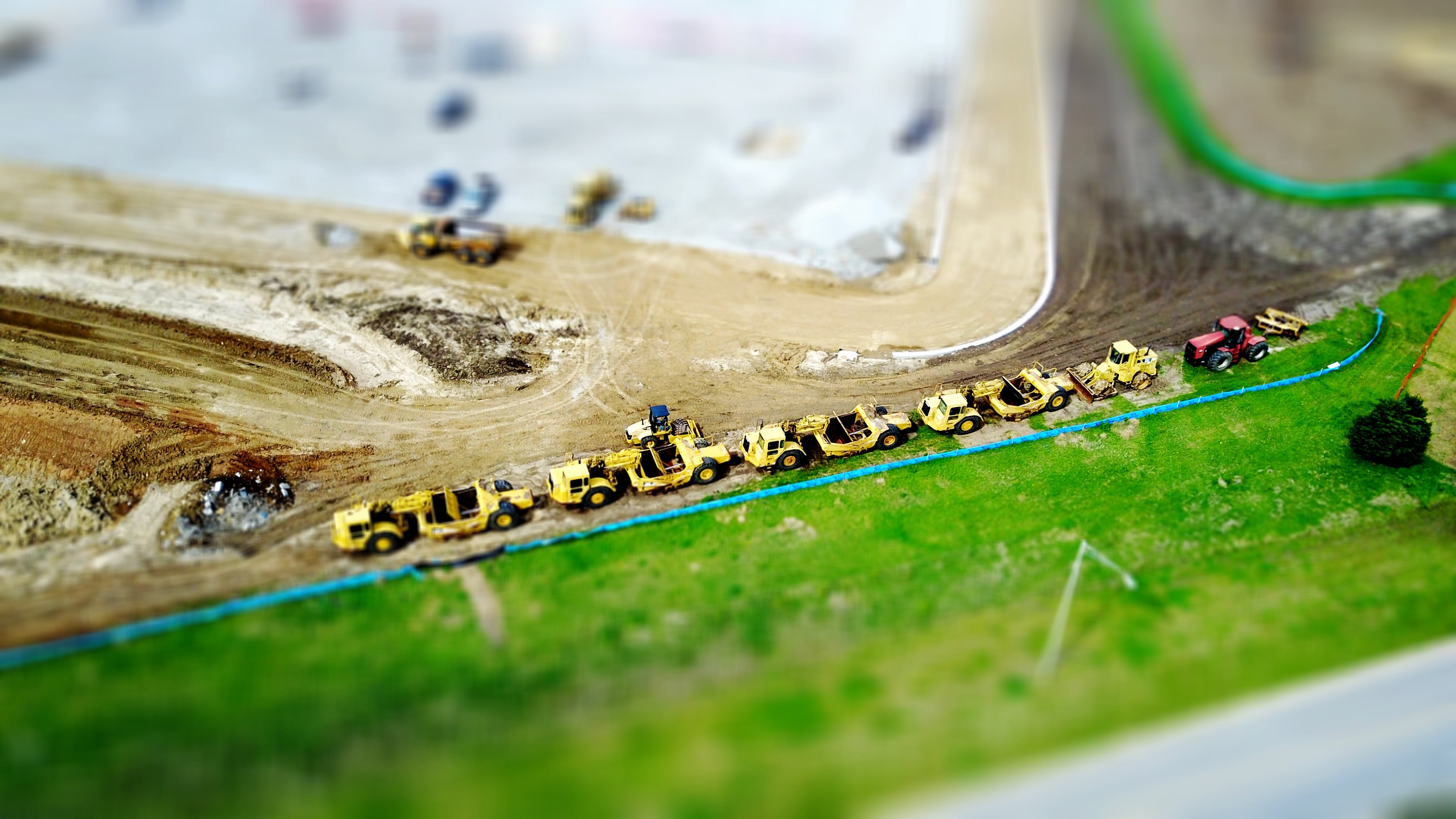 Free stock photo of construction, miniature