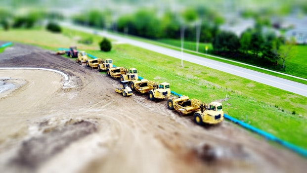 Free stock photo of construction, miniature