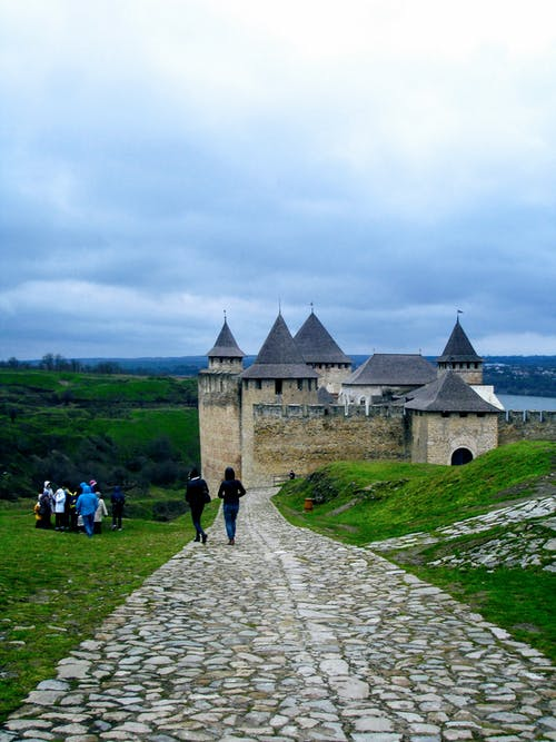 Free stock photo of castle, fortress, khotyn, medieval