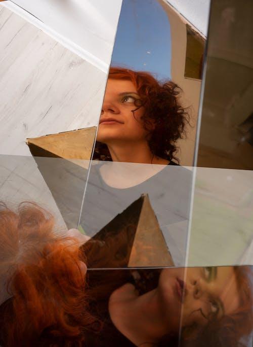 Woman's Reflection