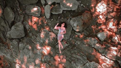 Безкоштовне стокове фото на тему «азіатська дівчина, азіатська жінка, азіатська людина, вид зверху»