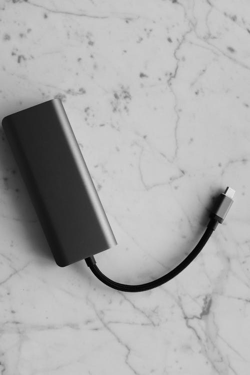 Photo Of Black Power Bank