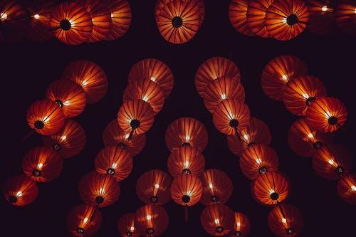 Illuminated Paper Lanterns
