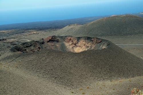 Free stock photo of cratere, fotografia di viaggio, geologia