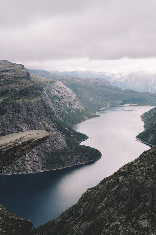 Ảnh lưu trữ miễn phí về con sông, danh lam thắng cảnh, hồ, Na Uy