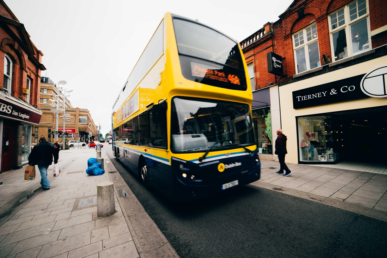Free stock photo of bus, double-decker bus