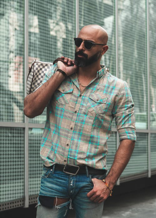 Бесплатное стоковое фото с мода, мужчина, одежда, повседневный