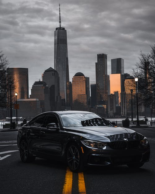 Základová fotografie zdarma na téma 440i, architektura, auto, BMW
