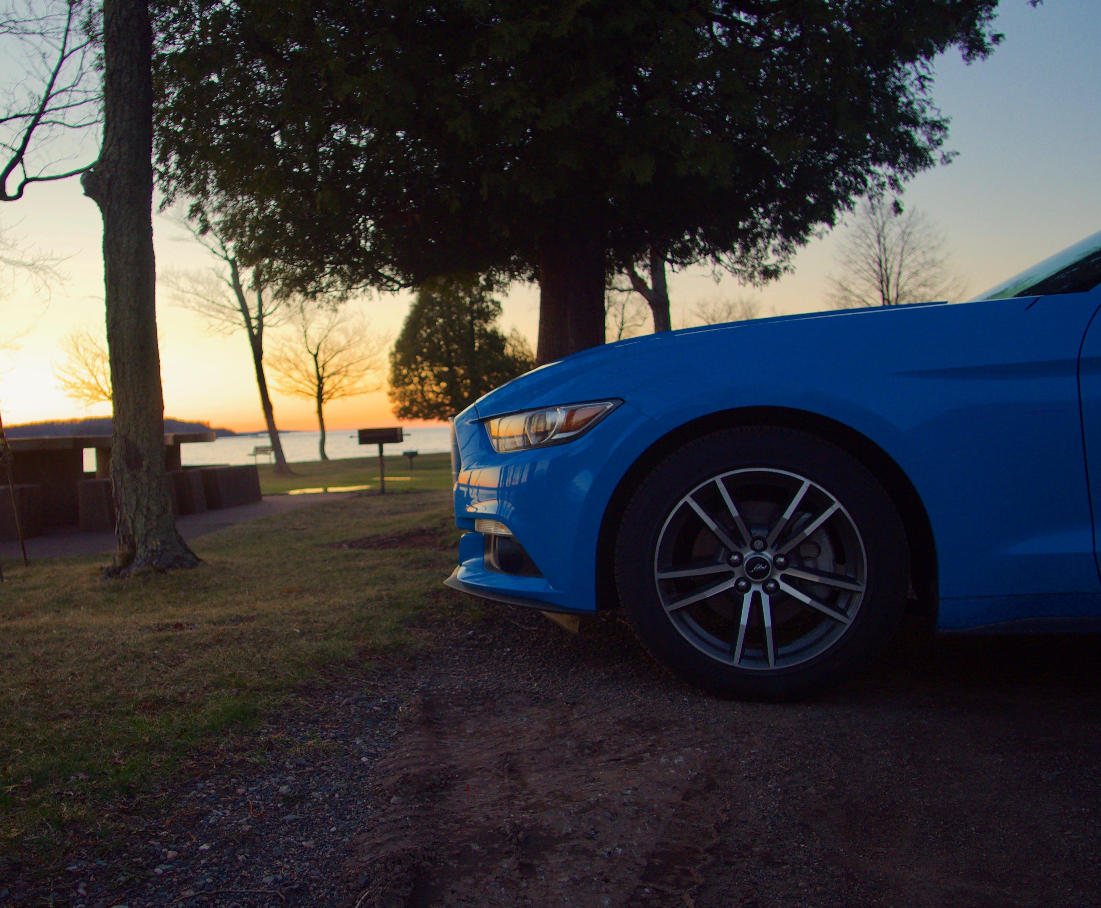 Free stock photo of car, enjoy, lake, landscape
