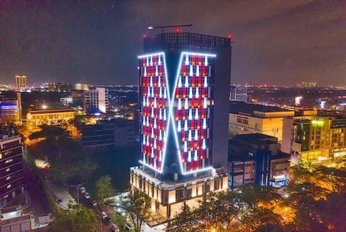 印尼, 印度尼西亞, 城市, 市中心 的 免费素材图片