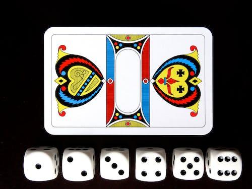 Бесплатное стоковое фото с азартные игры, джазовые карты, джек блэк, игра