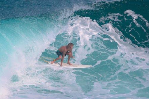 Immagine gratuita di acqua, atleta, azione