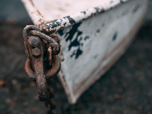 Rusty Metal Chain