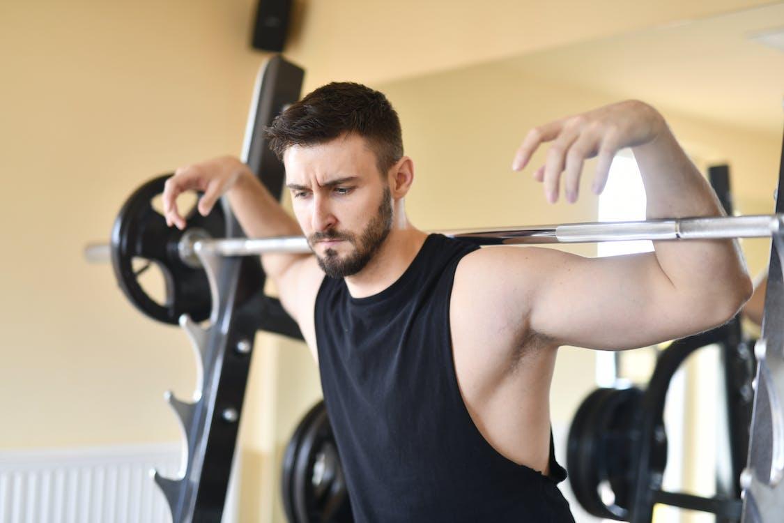 Δωρεάν στοκ φωτογραφιών με bodybuilding, άνδρας, άνθρωπος