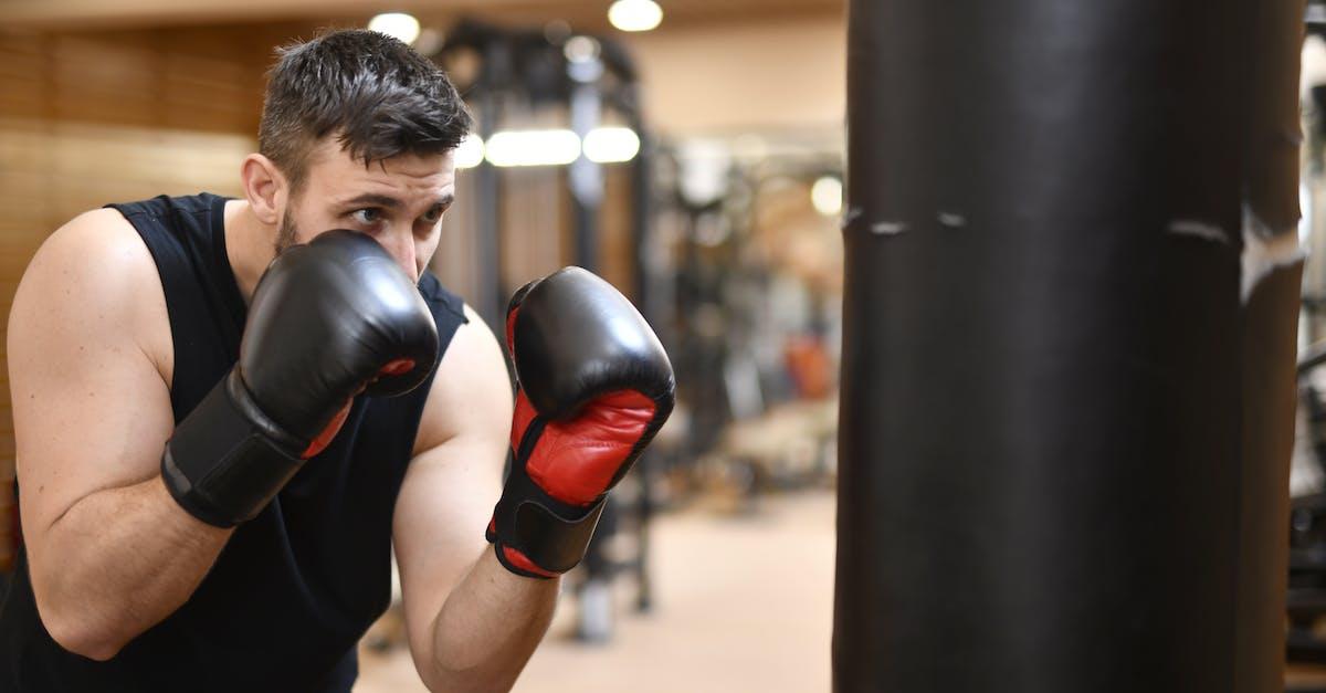 Selective Focus Of A Boxer's Fist · Free Stock Photo   Vlad Dediu