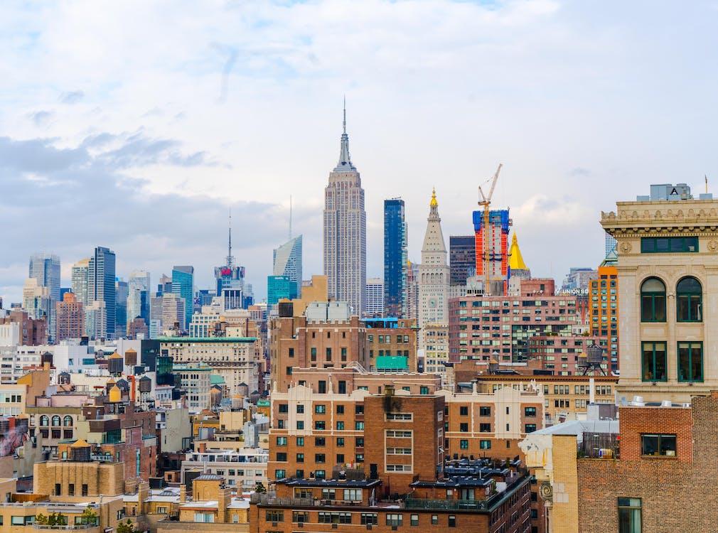 Foto De Rascacielos De Varios Colores