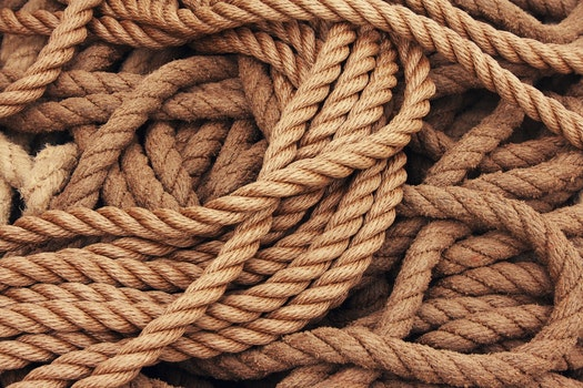 Brown Ropes