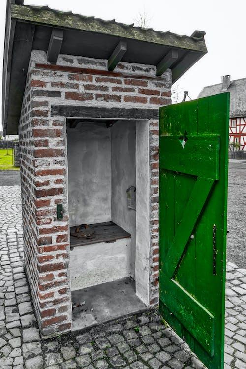 Free stock photo of allein, alte häuser, Altes haus, Architektonisch