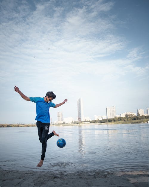 Free stock photo of ahvaz, football, freestyle, Iran