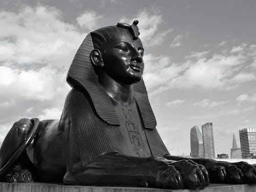 Gratis lagerfoto af arkitektur, Bronze, buddha, by