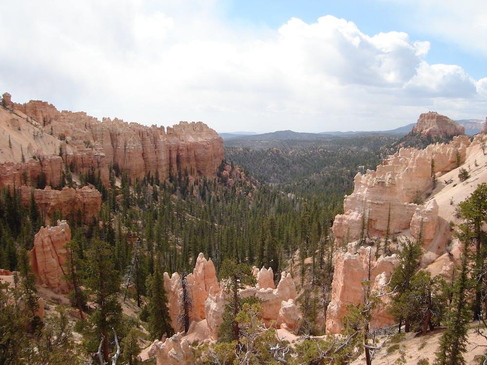 Free stock photo of bryce canyon, utah