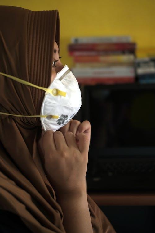 Free stock photo of asia women, corona, coronavirus