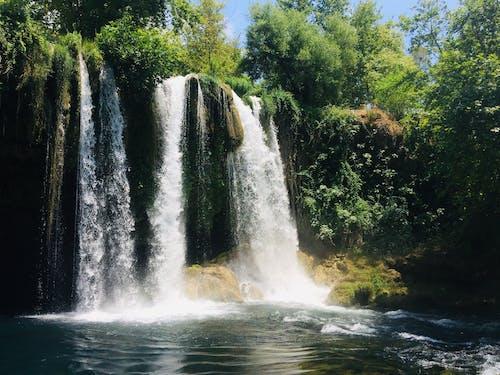 Imagine de stoc gratuită din apă curgătoare, cascadă, cascade