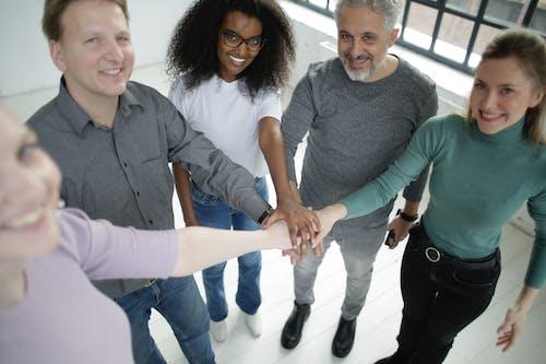Imagine de stoc gratuită din a adera, afaceri, afro-american, ajutor