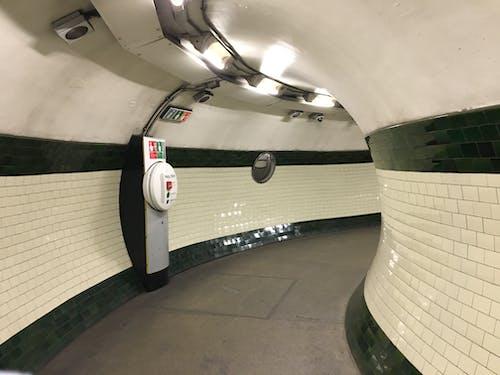 Free stock photo of london underground, tube