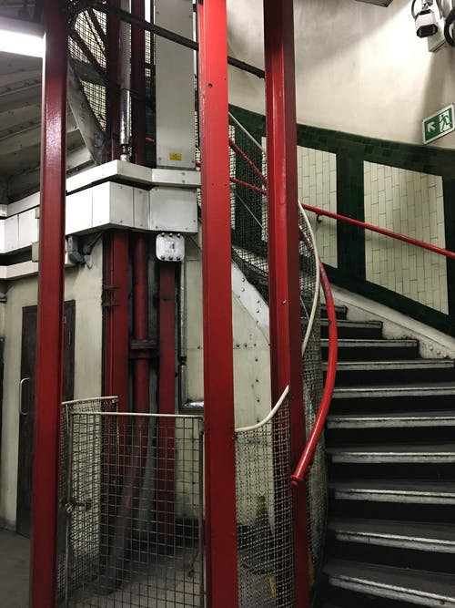 Free stock photo of spiral staircase, staircase, underground station