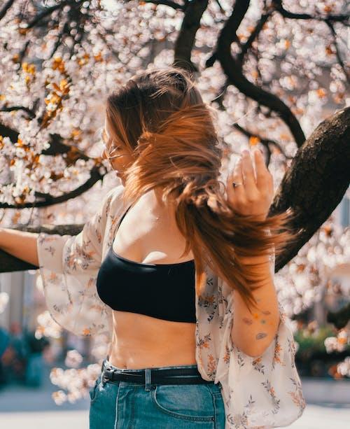 Ilmainen kuvapankkikuva tunnisteilla auringonlasku, glamour, hauska, hiukset