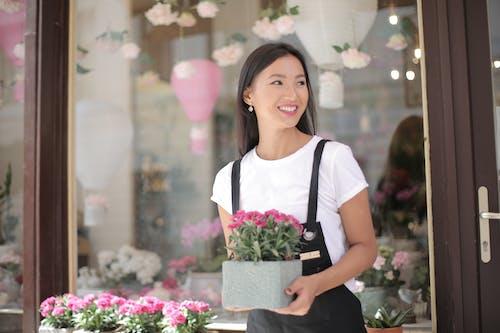 Kostnadsfri bild av attraktiv, blomma, blommor