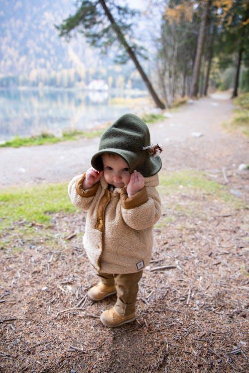 Photo Of Baby Wearing Jacket