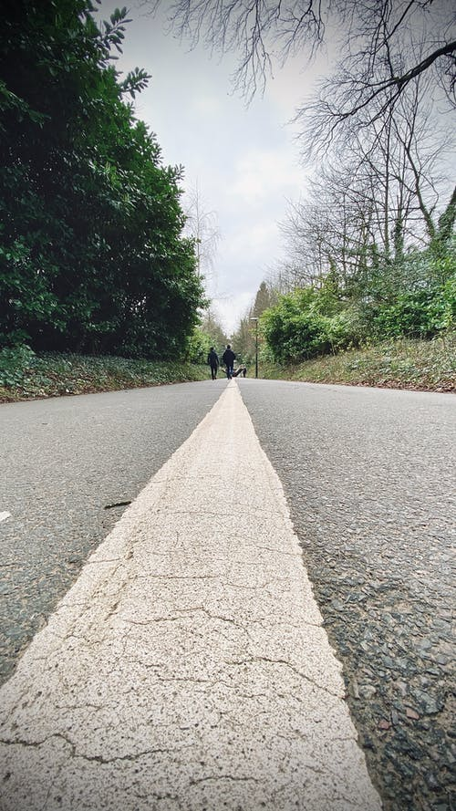 Free stock photo of asphalt road, blogger, country girl, couple