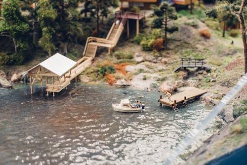 Ingyenes stockfotó miniatűr, modell, múzeum, tó témában
