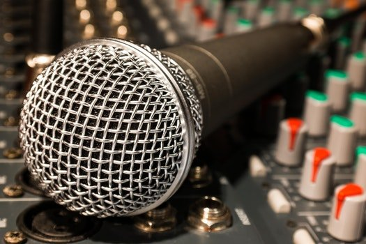 Free stock photo of blur, sound, audio, microphone