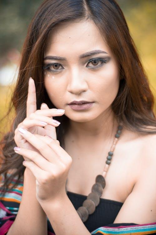 アジア人女性, ポーズ, モデルの無料の写真素材