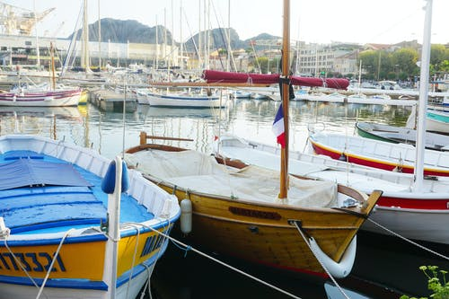Free stock photo of cassis, france, south of france