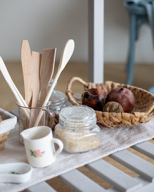 Kostnadsfri bild av bord, bordsduk, dukning