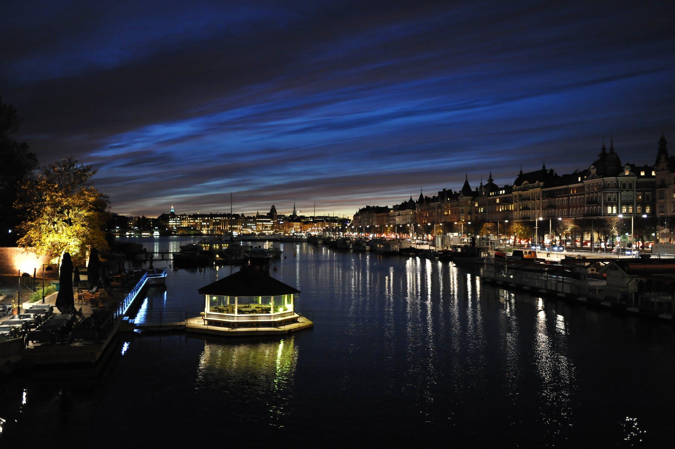 Uteliv Stockholm