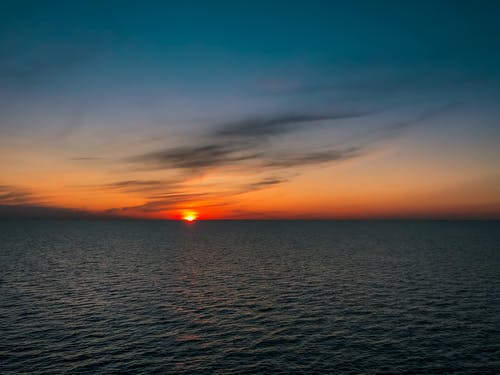 Free stock photo of 4k wallpaper, beach, Beautiful sunset