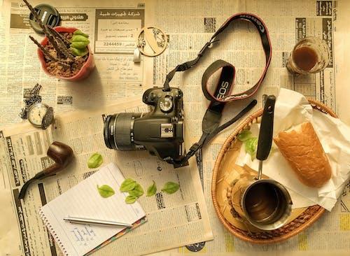 Imagine de stoc gratuită din afaceri, antichitate, aparat de fotografiat, artă