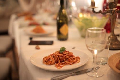 Imagine de stoc gratuită din cină, cuțit, delicios