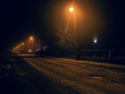Free stock photo of dark, empty street, mystic