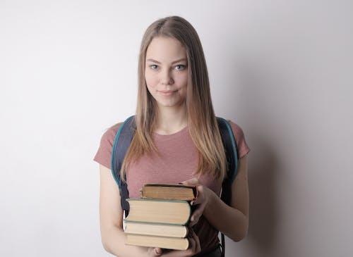 カジュアル, カレッジ, キャリーの無料の写真素材