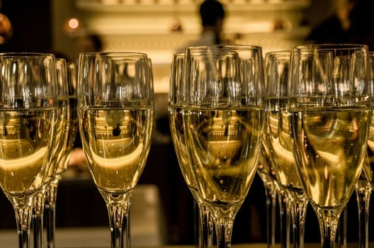 Free stock photo of new year's eve, ceremony, champagne, sparkling wine